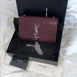 Authentic YSL Kate Bag
